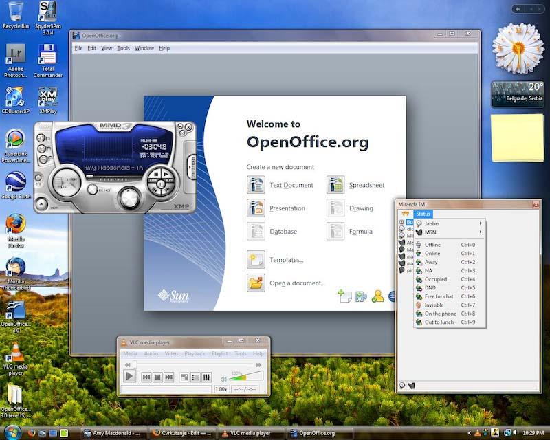 Ekran pun dobrih freeware programa!