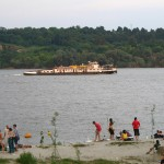 Dunav u Novom Sadu