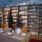 Postavka izložbe engleskog porculana