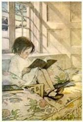 Čitanje pored prozora