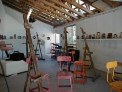 Slikarski atelje
