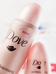 Dove HairMinimising dezodoransi