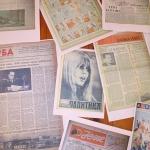 Novine kojih se neki od nas samo kroz maglu sećaju