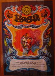 Plakat za film Kosa