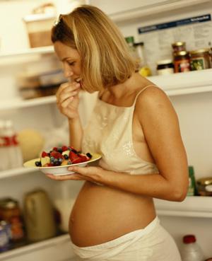 Šta jedu trudnice?