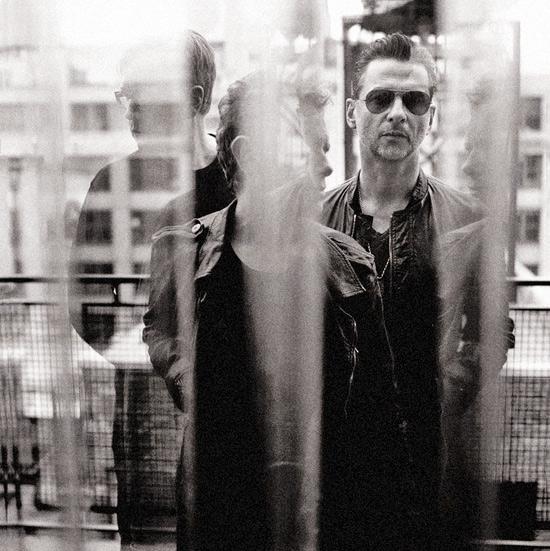 Depeche Mode - Delta Machine back cover