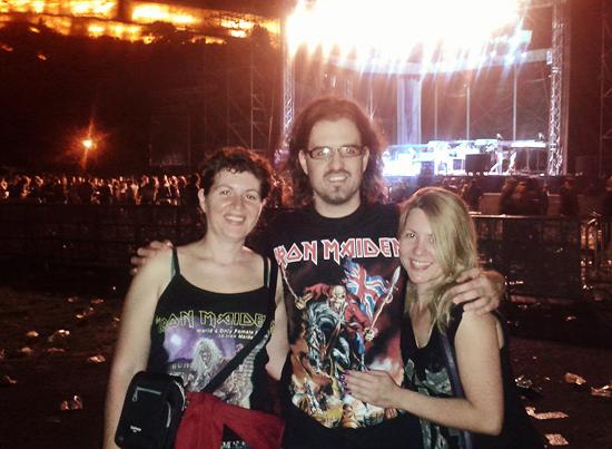 Iron Maiden - Kalemegdan 2014
