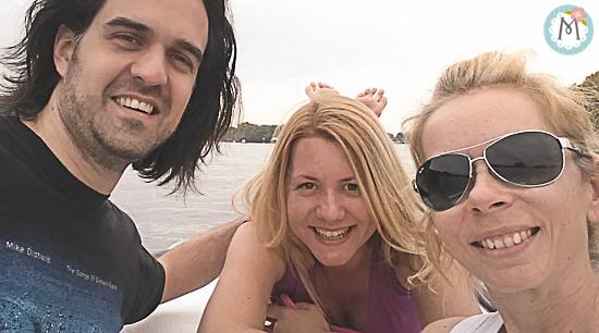 Ljilja, Ivan i Milica, ekipa
