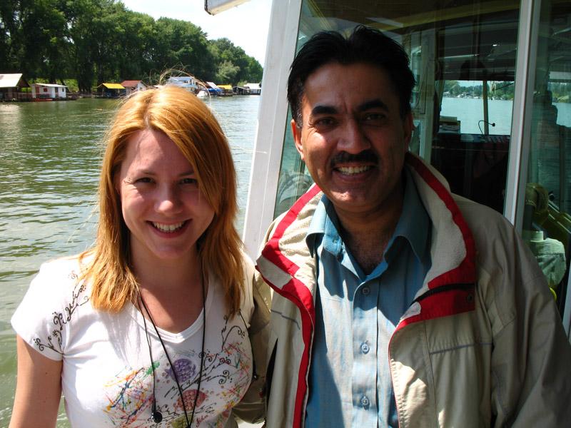 Doktor iz Indije i ja