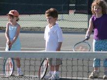 Mladi teniseri