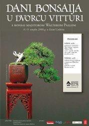 Zvanični plakat za Dane bonsaija