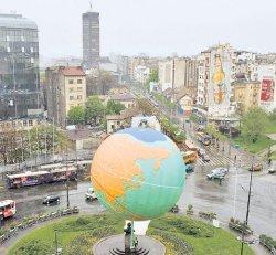 Globus na Slaviji